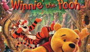 Winnie The Poo, do 14 ao 17 de Nadal no Multiusos