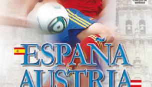 Invitámosche ao encontro internacional de fútbol feminino ESPAÑA – AUSTRIA! Participa no noso sorteo!