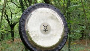 O 1 de decembro celébrase no Multiusos un curso de Gong, un instrumento usado na meditación