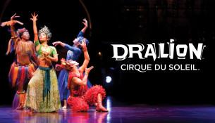 """Desfruta do xenial espectáculo """"Dralion"""" do CIRQUE DU SOLEIL no Multiusos Fontes do Sar"""