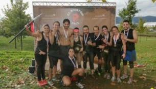 Gladiator Race de Pontevedra