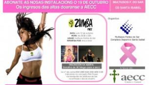 Maratón de Zumba solidario