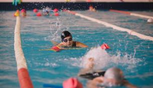 O 7 de setembro abre a inscrición para os cursos de natación que empezan en outubro