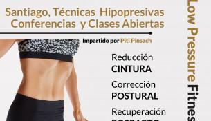 Xornada aberta e gratuíta sobre hipopresivos con Piti Pinsach o martes 18 de outubro