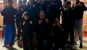 O club de Juancho Vázquez acada 20 metais no Campionato de España de Clubs de Kickboxing