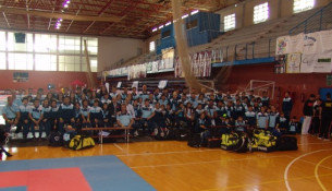 Éxito do club Juancho Vázquez no Campionato de España Kickboxing Tatami Sport
