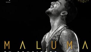 MALUMA ofreceu en Santiago o seu único concerto en Galicia