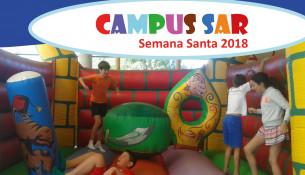 ¡Esta Semana Santa volve o Campus Sar!