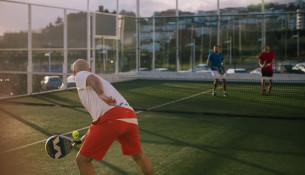 En setembro haberá novos cursos de pádel e tenis nas pistas de Sar
