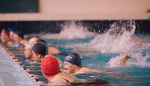 El 14 de enero abre la inscripción a los cursillos de natación cuatrimestrales que empiezan en febrero