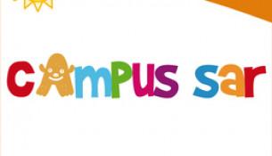 Xa aberta a inscrición para o Campus Sar deste verán. Dende 35€/semana! E agora, posibilidade de ampliación de 8 a 15h.