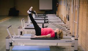 Aberta a inscrición para os cursos de Pilates Reformer do trimestre outubro-decembro