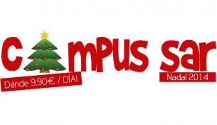 Este Nadal volve o Campus Sar! Inscrición para abonados a partir do 24 de novembro