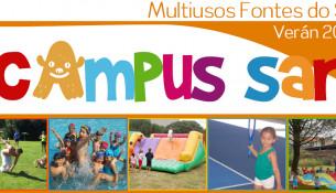 Anótate no Campus Sar deste verán!