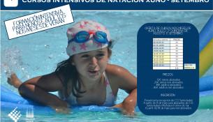 Aberta a inscrición para os CURSOS DE NATACIÓN INTENSIVOS de verán en Santa Isabel