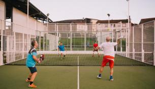 Aberta a inscrición para os cursos de pádel e tenis de setembro a decembro