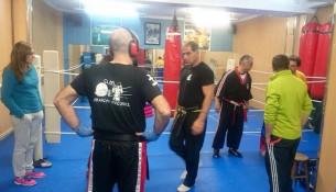 Kickboxing Inclusivo
