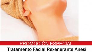 Promoción Facial en Multiestetic