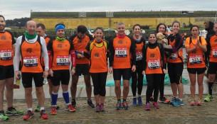 Imparable equipo de Running