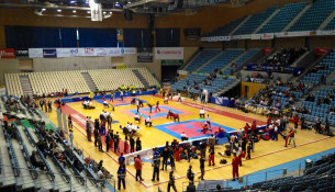Éxito de participación no Campionato Galego de Kickboxing Light Contact celebrado no Multiusos