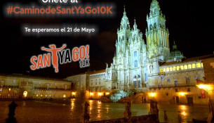 Únete á segunda edición da carreira nocturna SantYaGo