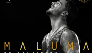 MALUMA ofreció en Santiago su único concierto en Galicia