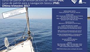 Novos cursos de PER e de PNB no Multiusos Fontes do Sar