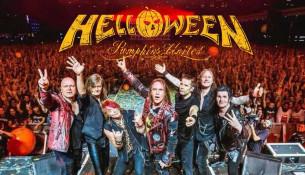 O 8 de decembro, HELLOWEEN en concerto no Multiusos Fontes do Sar