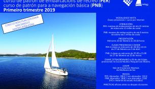 En febreiro comezan novos cursos de PER e PNB