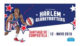 HARLEM GLOBETROTTERS en Santiago de Compostela