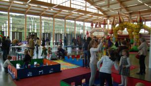 Este domingo 15 de diciembre, MULTIXOGO de NAVIDAD con visita de Papá Noel y recogida solidaria de juguetes