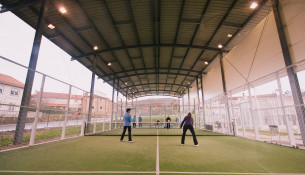 A finales de febrero empieza una nueva Liga de Pádel y Tenis en la que ya te puedes anotar
