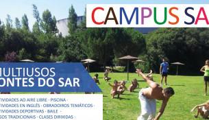 Este verán volve o Campus Sar
