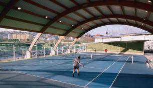 Nova liga de pádel e tenis de Sar