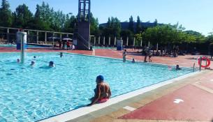 Este domingo pechan as piscinas de verán Fontes do Sar