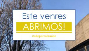 Este viernes, 26 de febrero, ABRIMOS!