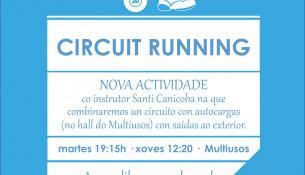 Estrenamos nueva actividad: CIRCUIT RUNNING!