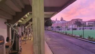 Conoces la zona de fitness EXTERIOR en Santa Isabel?