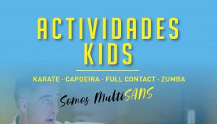 En septiembre vuelven nuestras ACTIVIDADES KIDS!