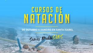 CURSOS DE NATACIÓN octubre-enero