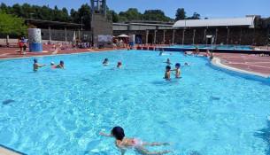 El 15 de septiembre cierran las piscinas de verano Fontes do Sar
